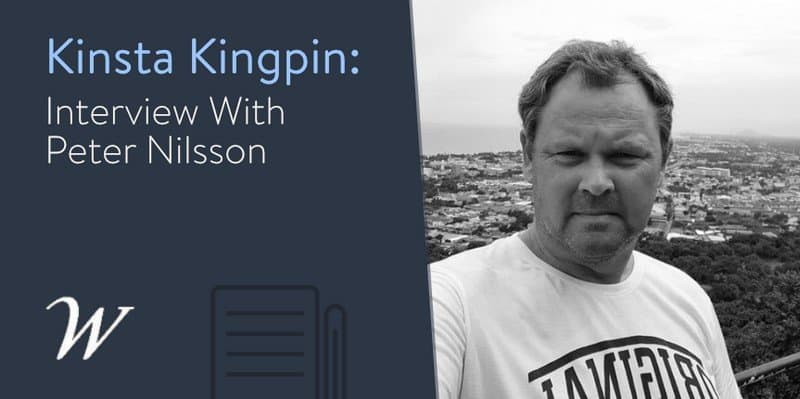 Peter Nilsson founder of WP Newsify