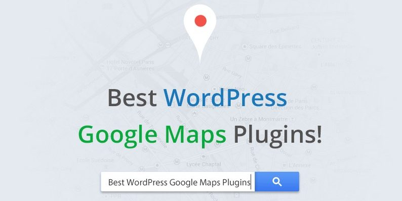 Best WordPress Google Maps Plugins