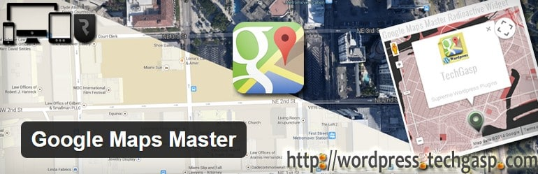 Google Maps Master