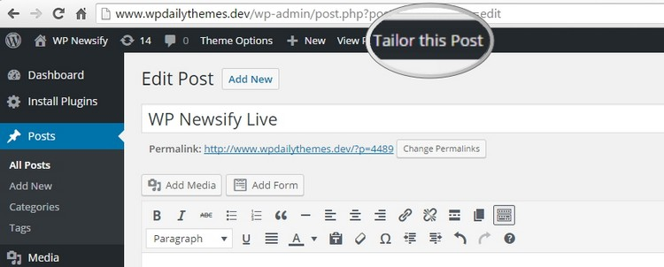 Build Beautiful Layouts in WordPress with Tailor Page Builder