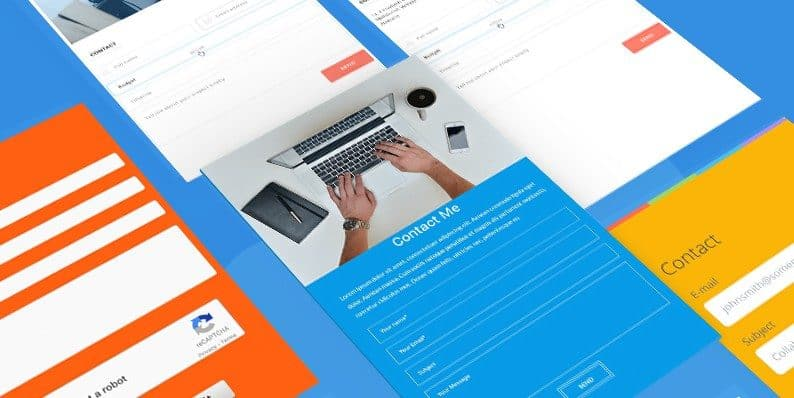 Exploring 5 of the Best Free WordPress Form Plugins