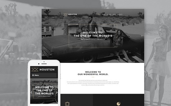 30+ Design & Photography WordPress Themes for 2016