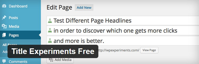 Handy Tools for A B Split Testing in WordPress