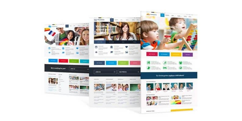 Mix School WordPress Theme and WCAG Compliance