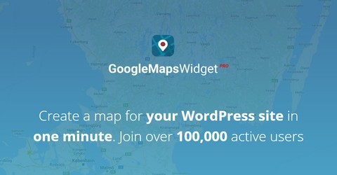 Google Maps Widget WordPress Plugin
