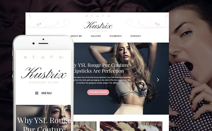 Top 15 Responsive and Beautiful WordPress Themes