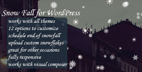 SnowFall for WordPress