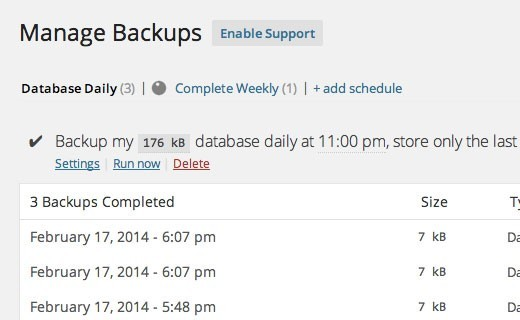 How to Backup Your Site with the Best Backup Manager WordPress Plugins