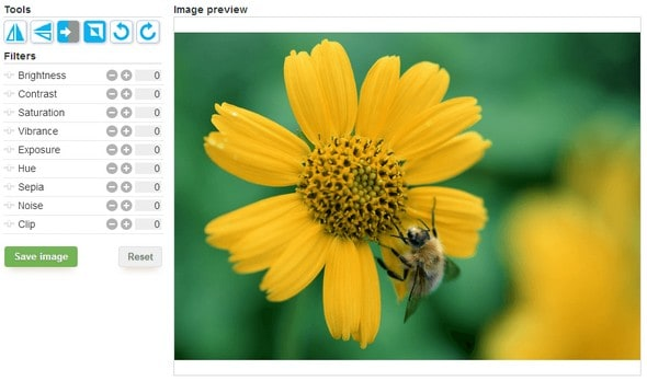 Edik plugin allows to edit any picture loaded to WordPress.