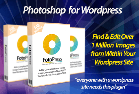 FotoPress – Best Photo & Image Editor WordPress Plugin
