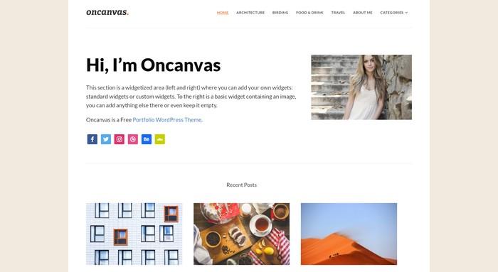 New Free WordPress Themes March 2017 Edition