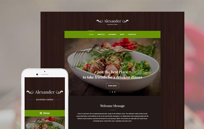 Incredible Italian Restaurant Multifunctional WordPress Theme