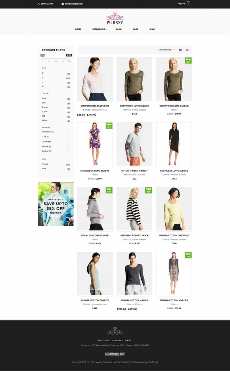 XSHOP: A Stunning WooCommerce Theme for Online Stores