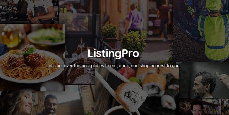 ListingPro WordPress Theme
