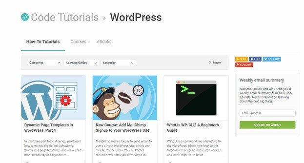 10 Excellent & Helpful Resources to Learning WordPress