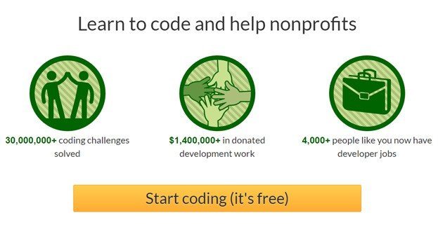 Learn to code and help nonprofits