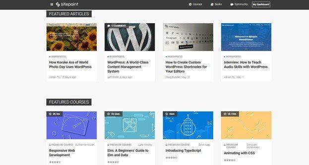 Learning WordPress Development