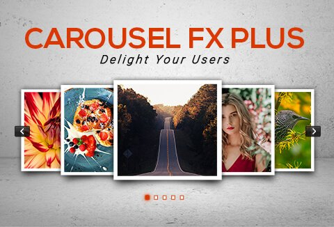 Carousel FX Plus - An Awesome Responsive Carousel Plugin
