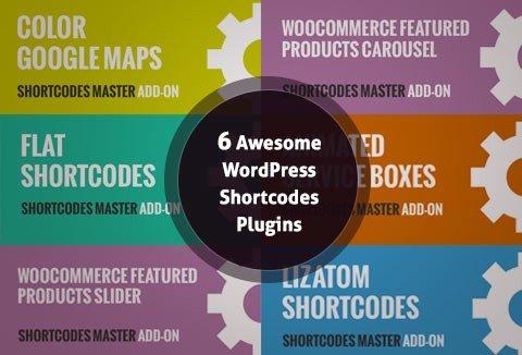 Super Awesome Bundle of WordPress Shortcodes Plugins
