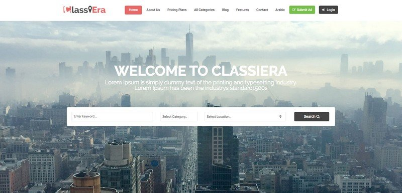 Unique Homepage Layouts