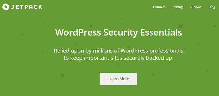Jetpack is a plugin that is provided by WordPress and is free to use.