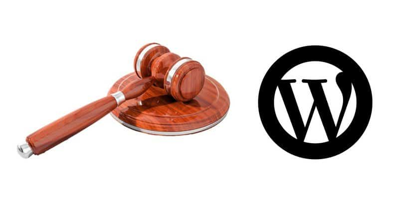 How to get legal pages for your WordPress website