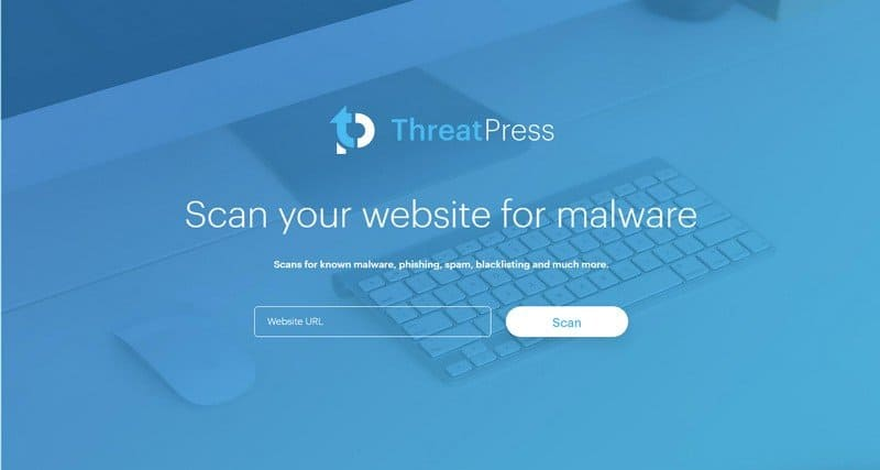 ThreatPress WordPress Sitescan Scanner