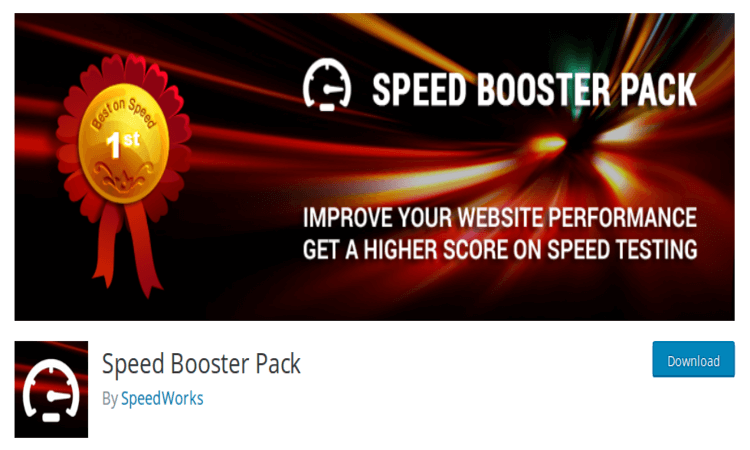 Speed Booster Pack is one of the most popular plugins.