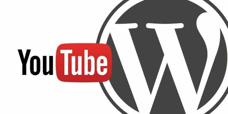 YouTube Channels for WordPress users.