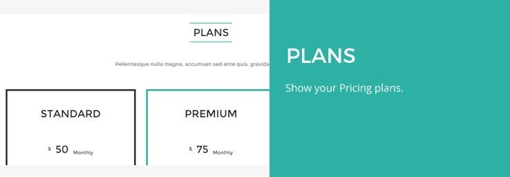 AirPro provides you the plan section.