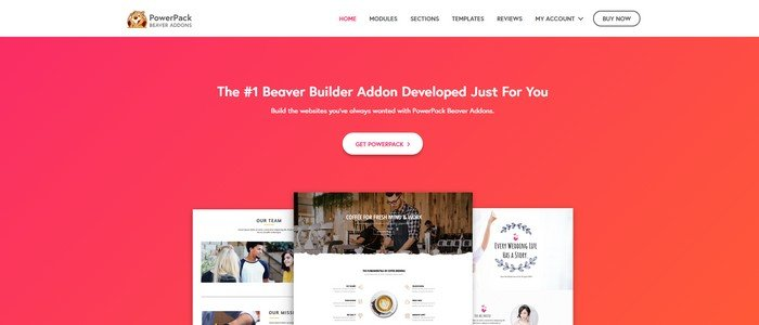 Build the websites you've always wanted with PowerPack Beaver Addons.
