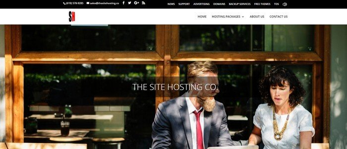The Site Hosting Co
