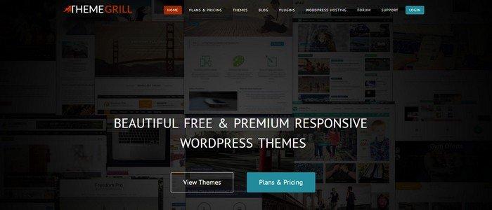 ThemeGrill WordPress Themes and Plugins