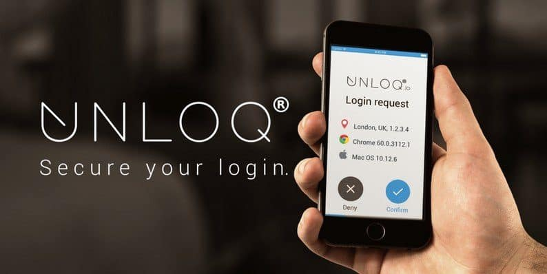 UNLOQ WordPress Two Factor Authentication Plugin