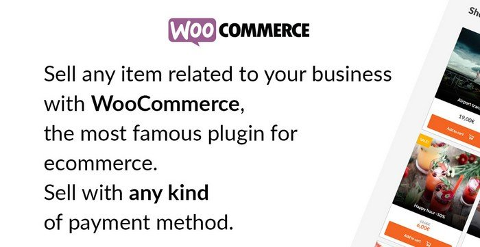 Woocommerce and Paypal Integration.