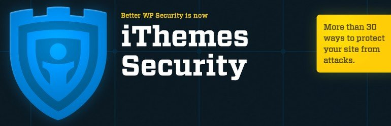 iThemes Security can hide vulnerabilities and amend URLs for the WordPress dashboard