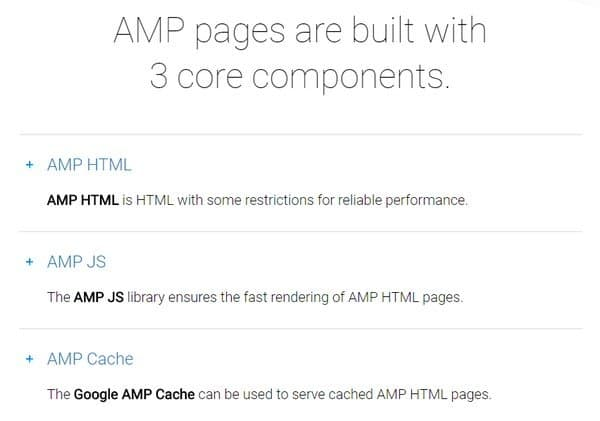 What is Accelerated Mobile Pages?