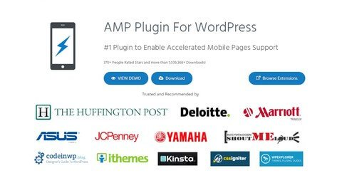 AMP for WP WordPress Plugin