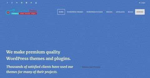 AccessPress Themes WordPress Themes