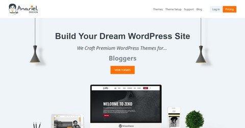 Anariel Design WordPress Themes