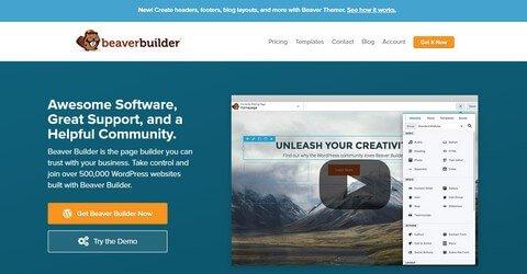 Beaver Builder WordPress Plugin