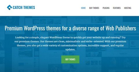 Catch Themes WordPress Themes