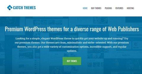 Catch Themes WordPress Themes