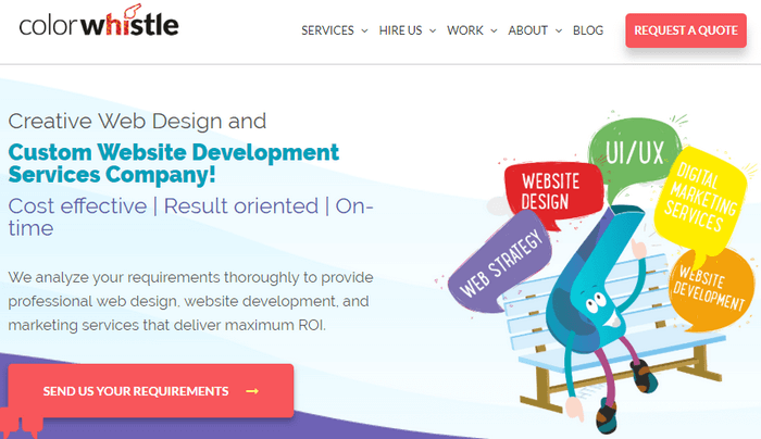 ColorWhistle provide custom plugin development services.