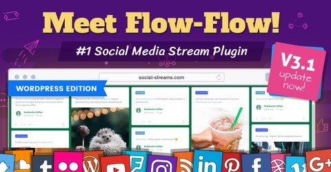 Flow-Flow WordPress Plugin
