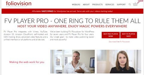 FV Player Pro WordPress Plugin