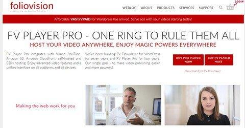 FV Player Pro WordPress Plugin