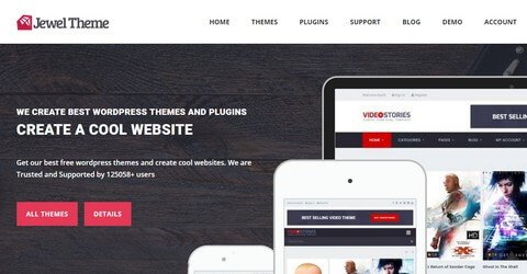 Jewel Theme WordPress Themes