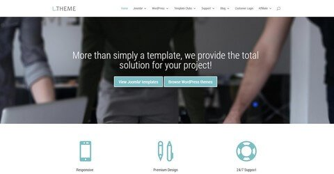 L.THEME WordPress Themes