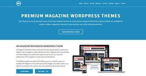 MH Themes WordPress Themes